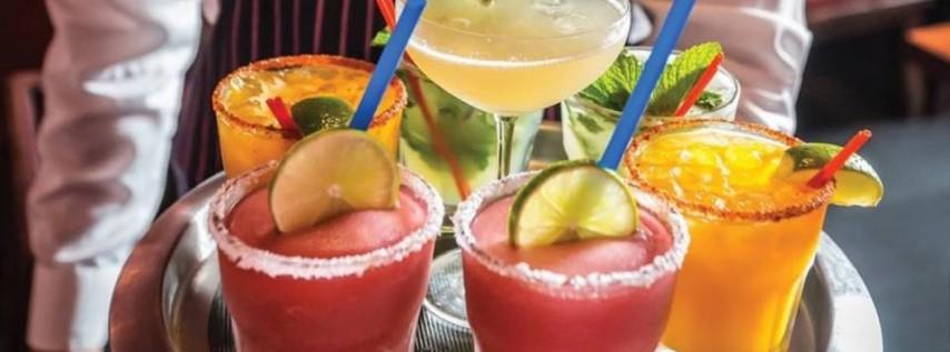 Taco & Margarita Bar Crawl Chicago