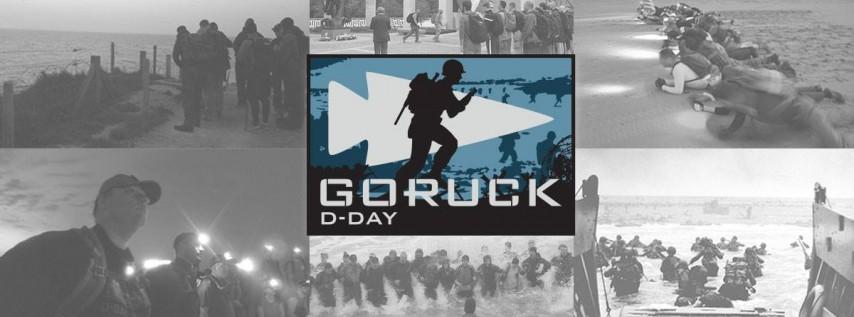 GORUCK Heavy Challenge - Chicago, IL (D-Day Memorial)