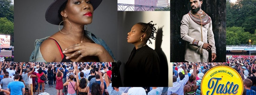 India.Arie with Meshell Ndegeocello and Bilal