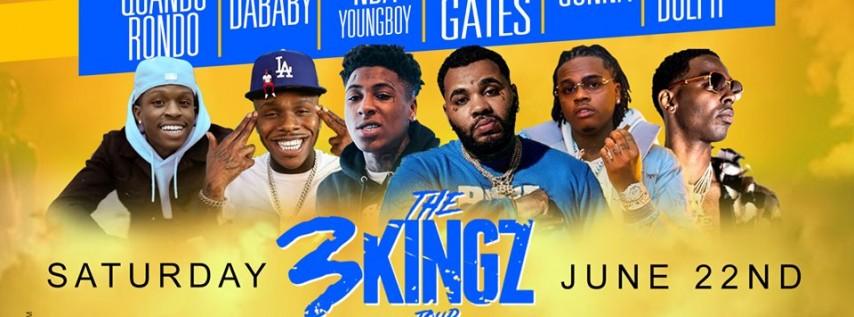 The 3kingz Tour Chicago
