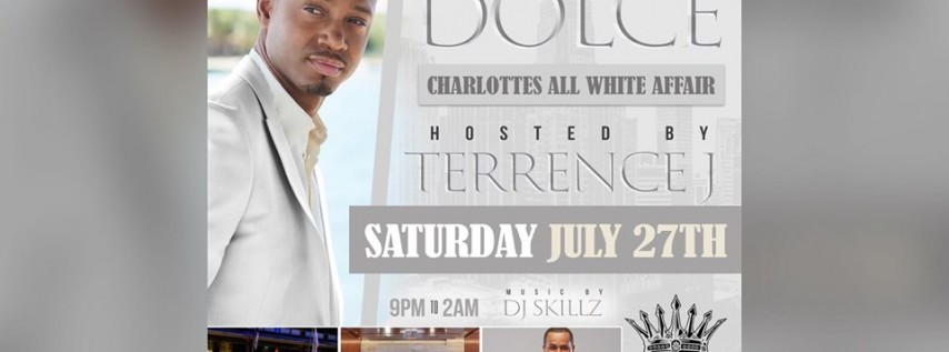 Charlotte's All White Attire Affair Hosted By Terrence J