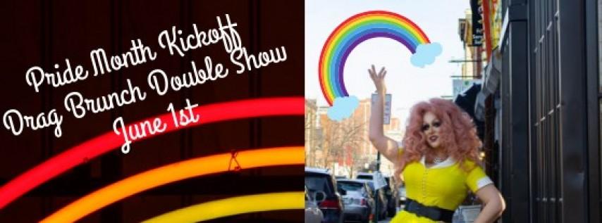 Kickoff Pride Month with Drag Brunch!