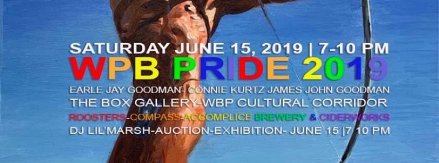 West Palm Beach PRIDE 2019 Exhibition