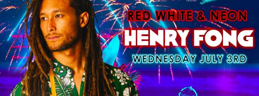 Red White & Neon W/ Henry Fong