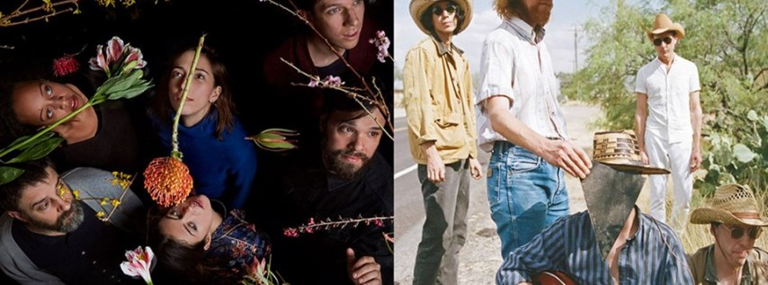 Deerhunter + Dirty Projectors