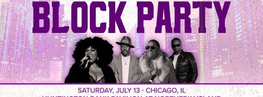 V103 Summer Block Party with Jill Scott