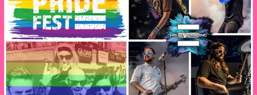 Hello Weekend at Chicago PRIDE Fest 2019