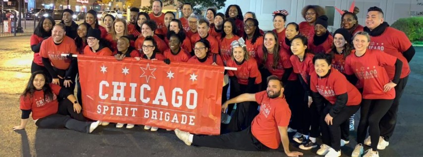 2019 Pride Parade with Chicago Spirit Brigade