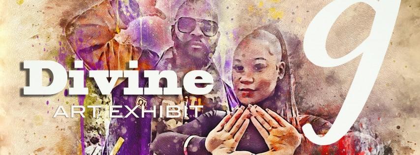 ArtbyRice's Divine 9 Art Exhibit