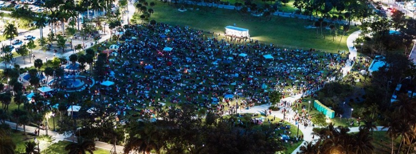 Coconut Grove Fourth of July Concert & Fireworks Show