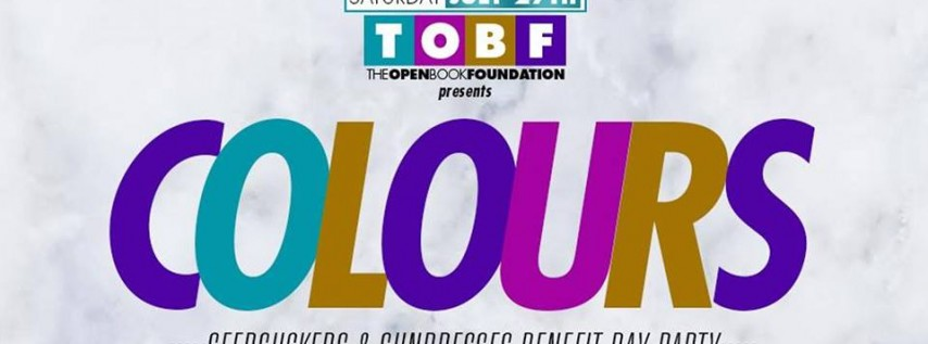 TOBF presents Colours: A Seersuckers and Sundress Benefit Day Party