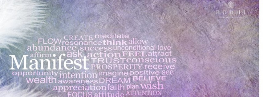 Manifesting Abundance & Prosperity