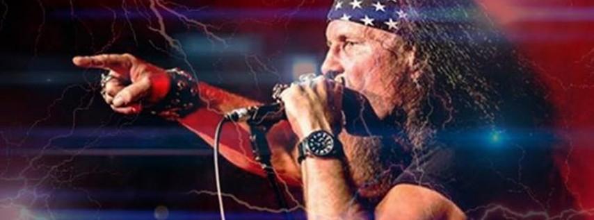 Dave Evans - Original AC/DC vocalist in intimate concert