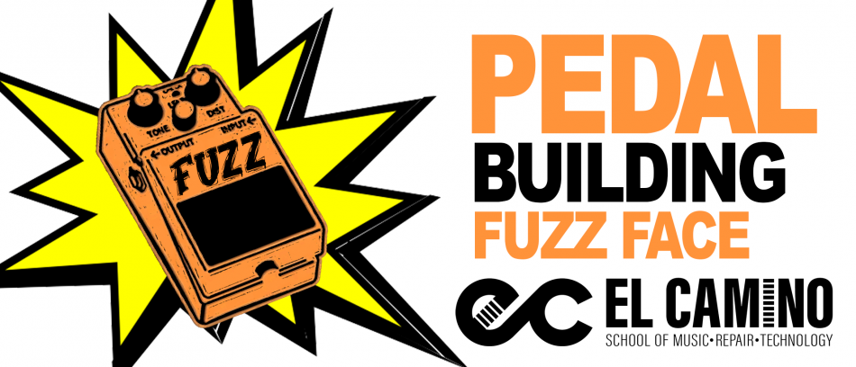 Effects Pedal Building: Fuzz Face (Course)