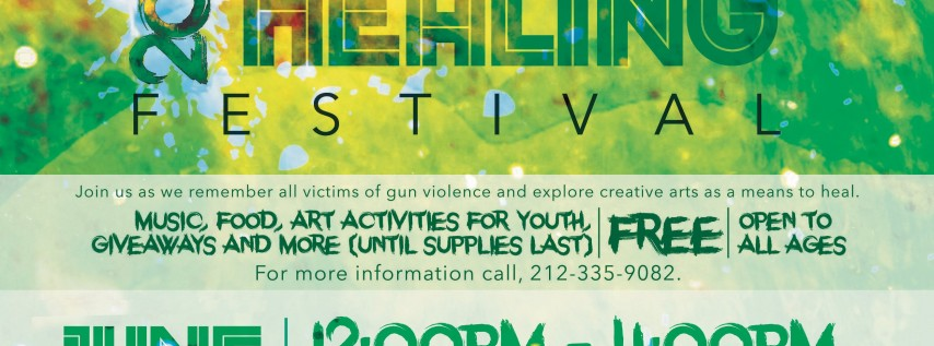 Art of Healing: East Harlem Festival 2019