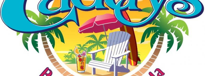 Sat June 22, Tropical Ave at Caddy's Bradenton 6-10p