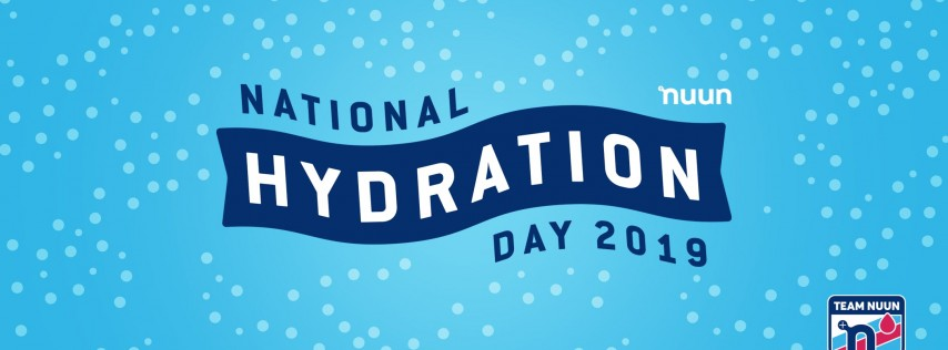 Nuun Chicago + National Hydration Day!
