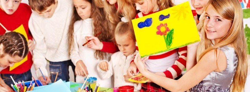 June 18 YOUTH: Picasso Pizza Party w/ Mrs. Kristin