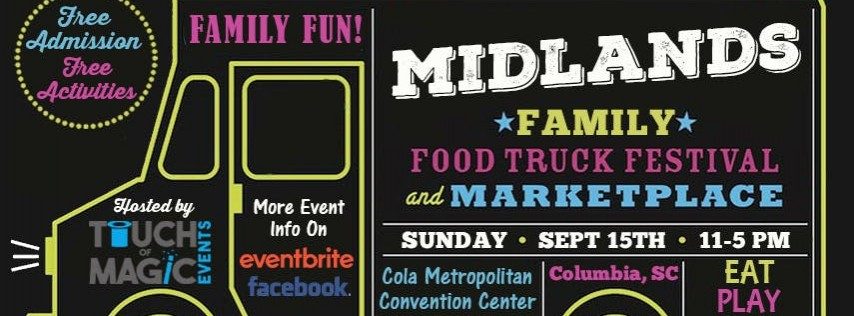 Midlands Family Food Truck Festival
