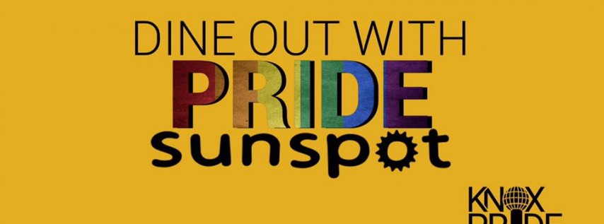 Dine Out with Pride - Sunspot