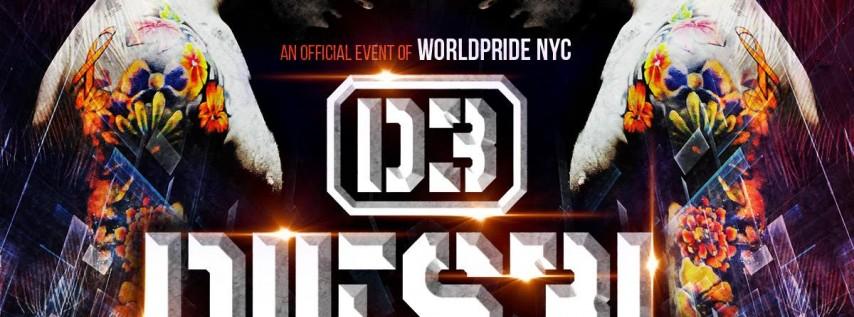 Dies3l - Solidarity Pride Main Event