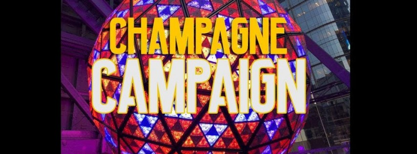 CHAMPAGNE CAMPAIGN AT AMAZURA NO COVER BEFORE 11PM W/RSVP #GQEVENT