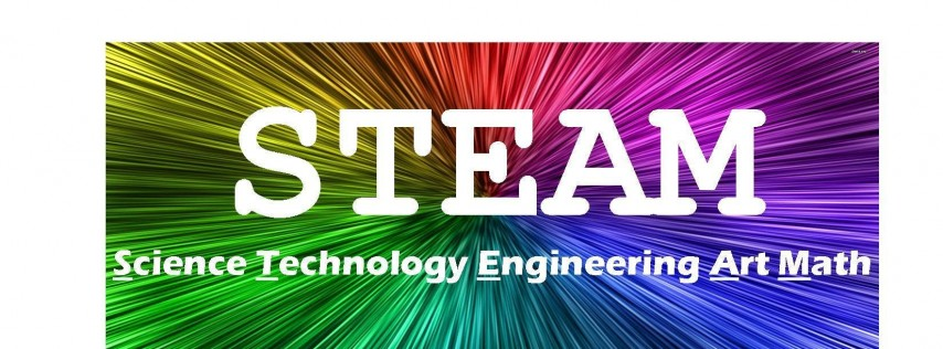 STEAM Activities @ the Library!