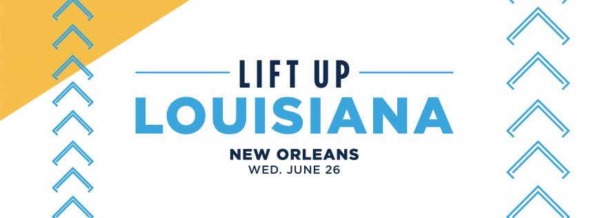 AFPF-LA: New Orleans Lift Up Louisiana Criminal Justice Reform Tour Stop #1