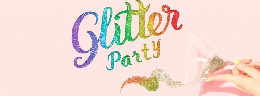 Boozy Brunch Glitter Party