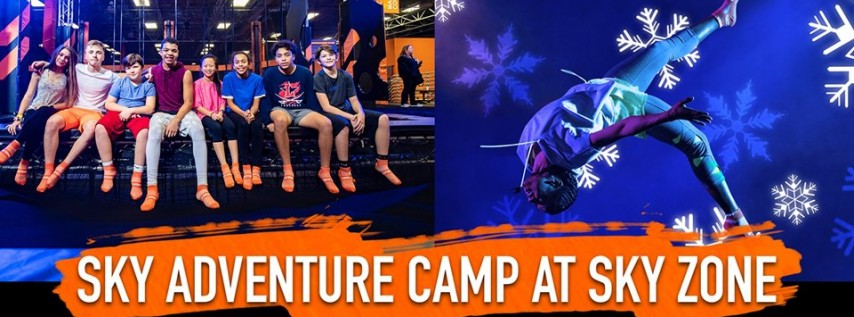Sky Adventure Camp - Christmas in July