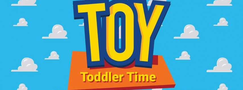 Toy Story Toddler Time