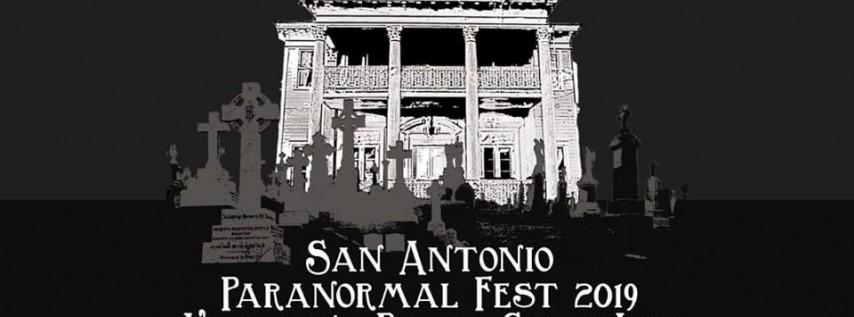 San Antonio Paranormal Fest 2019
