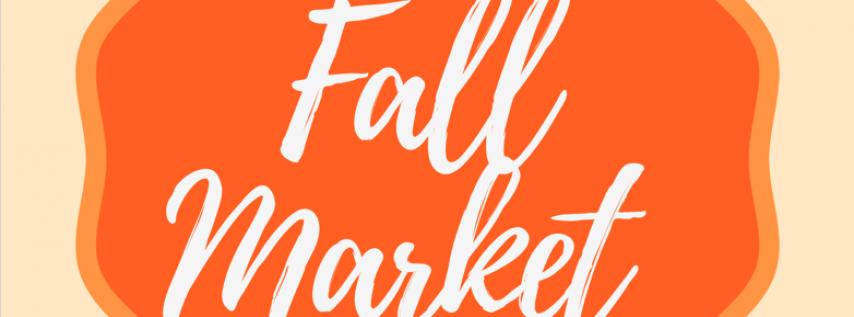 Local Fall Market at Cordova