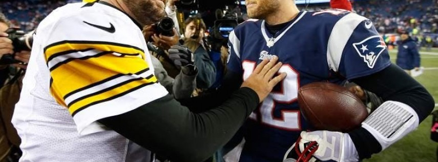 New England Patriots vs Pittsburgh Steelers New Orleans Watch Party