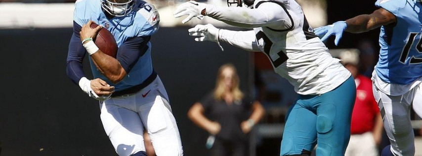 Tennessee Titans vs Jacksonville Jaguars New Orleans Watch Party