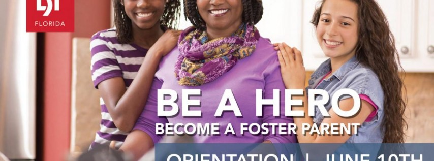 PRIDE Orientation: Become a Foster Parent