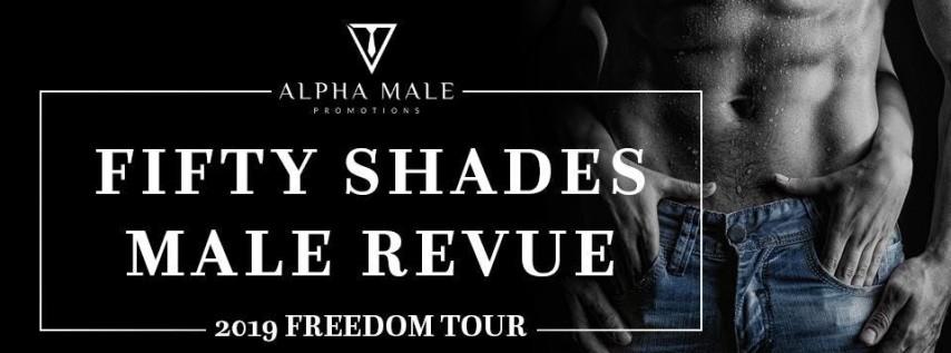 Fifty Shades Male Revue San Antonio