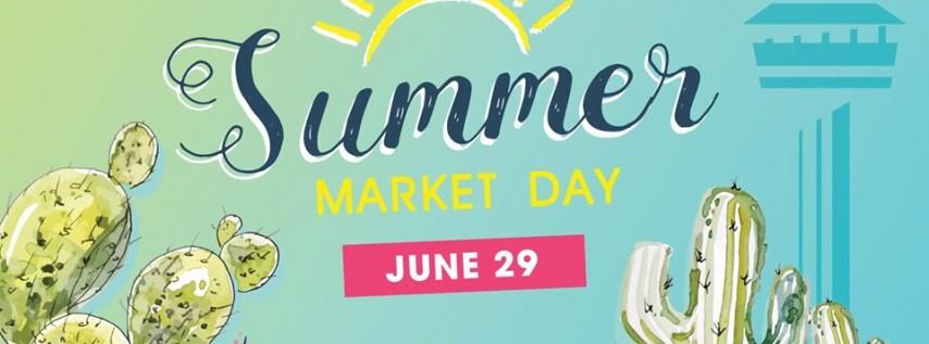 Summer Market Day