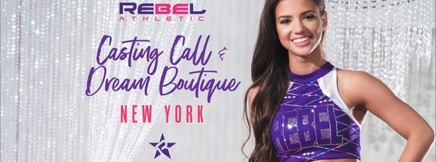 Rebel Model Search - New York