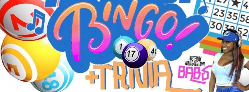 Hip Hop Bingo & Trivia Tampa