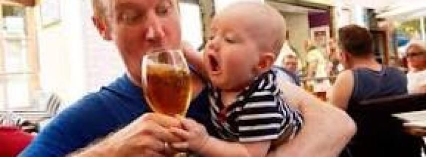 DAD's Back // Beer Release + Joke Off