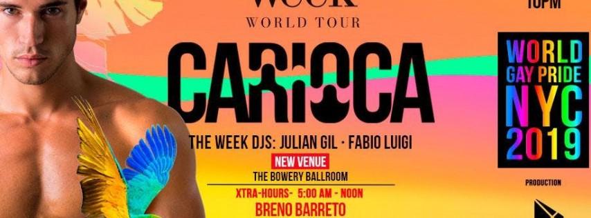 Carioca Friday Night - The Week @ World Gay Pride