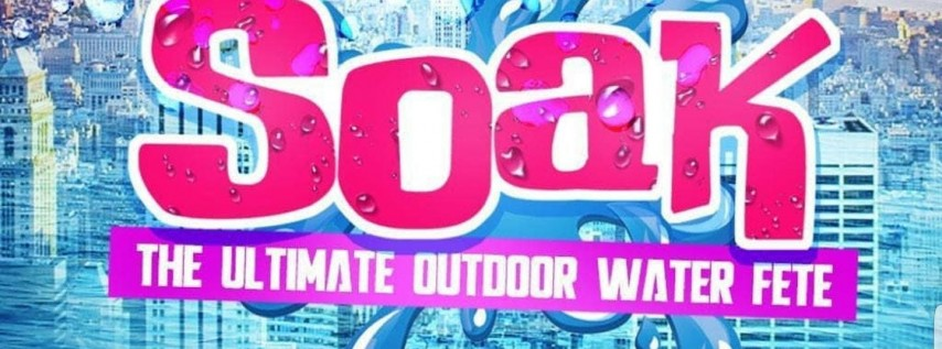 SOAK NYC THE ULTIMATE WATER MUSIC FESTIVAL