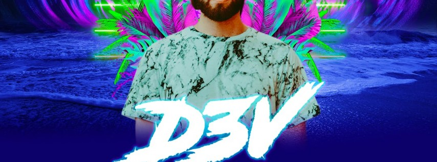 D3V Neon beach Wednesday's $2 drinks all night