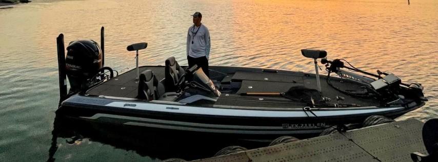 Lake Travis Bass Fishing Trips