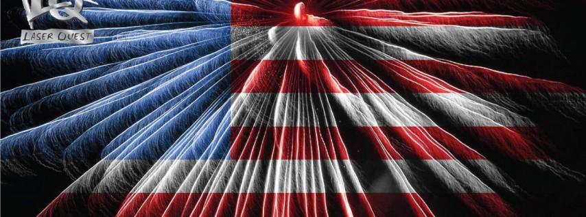 American Pride Overnighter