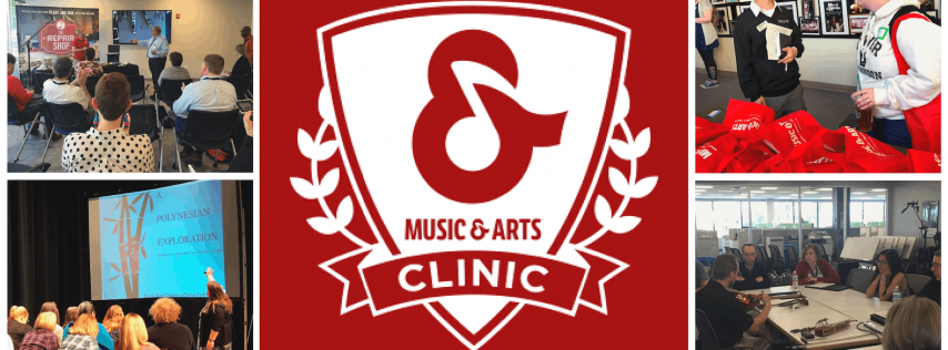 Music & Arts Clinic - Houston, TX