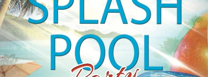 Model Splash Pool Party