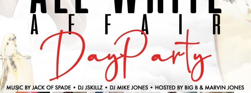 All White Affair Day Party & Welcome to The 757 Jazz Festival After Party