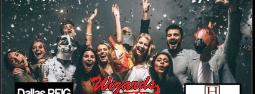 The Real Estate Party!! @ Wizards Sports Cafe in Richardson, TX